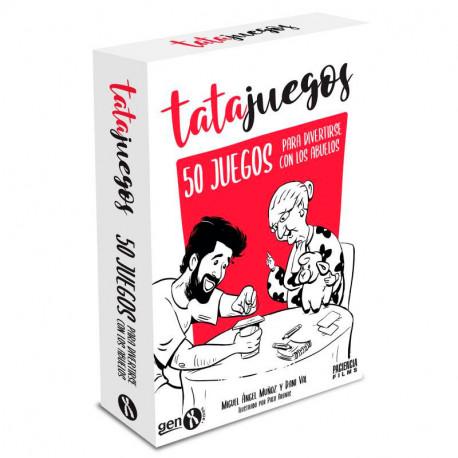 Tatajuegos - 50 juegos para divertirse con los abuelos