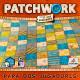 Patchwork - Juego de estrategia para 2 jugadores