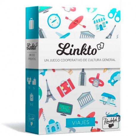 Linkto Viajes - Juego cooperativo de cultura general