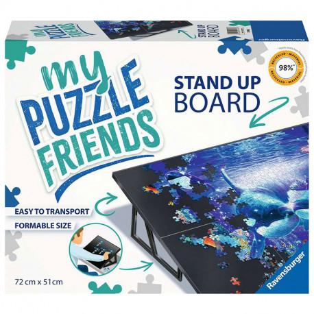 Stand Up Board - Caballete portátil para puzzles