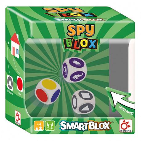 Spy Blox - Joc d'observació de l'entorn per a 2-6 jugadors