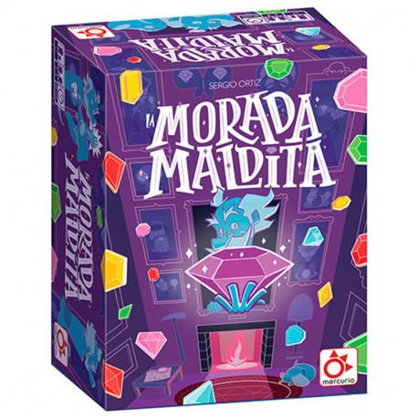 La Morada Maldita - Juego de agudeza visual para 2-6 jugadores