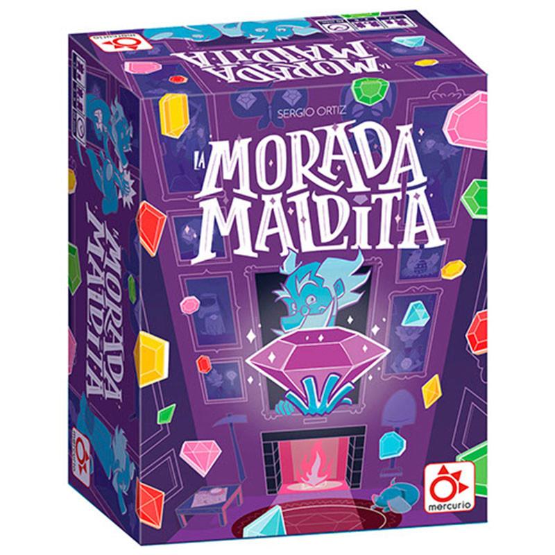 La Morada Maldita juego de agudeza visual de Mercurio - envío 24/48 h -  kinuma.com tienda de juegos de mesa