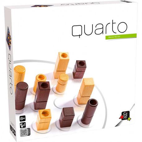 Quarto Classic - juego estratégico