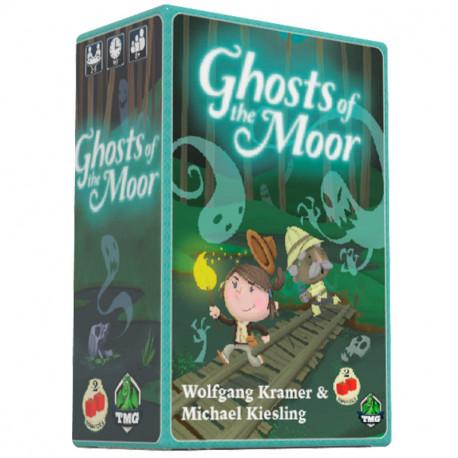 Ghosts of the Moor - juego de mesa familiar para 2-5 jugadores