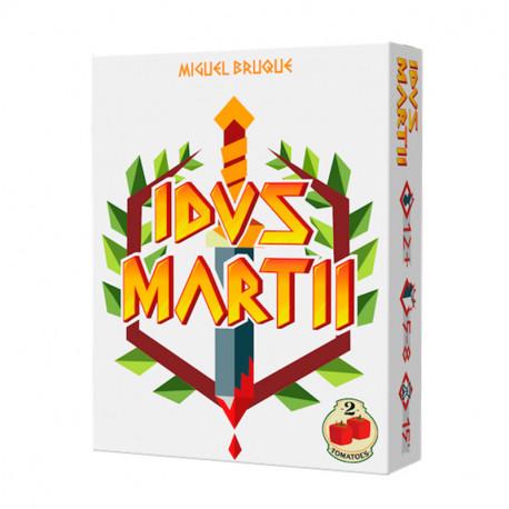 Idus Martii - juego de cartas para 5-8 senadores romanos