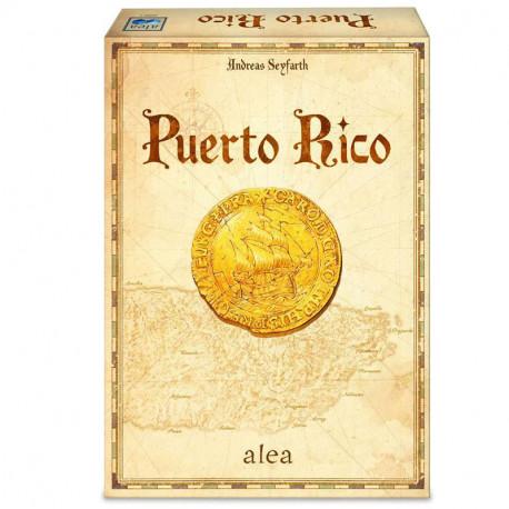 Puerto Rico - juego de mesa de estrategia + 4 expansiones