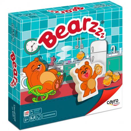 Bearzzz - dulce juego cooperativo para 2-4 oseznos