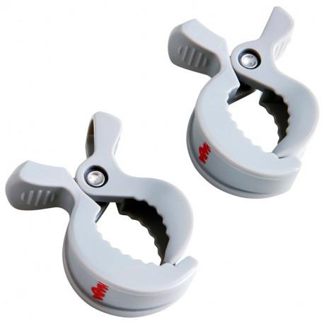 Bridas de fijación para accesorios para el cochecito
