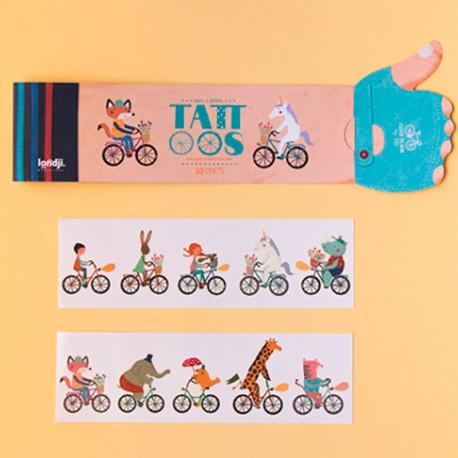 Tatuatges Bicicletes