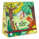 My Wooden World Forest - juego creativo de minimundos