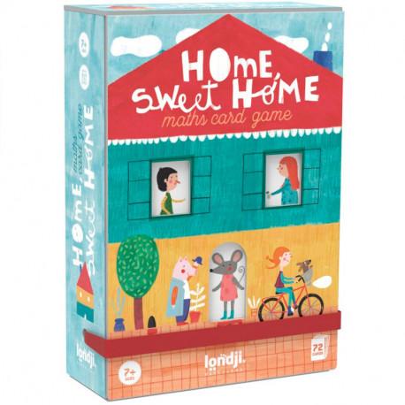 Home Sweet Home - juego de ingenio y matemáticas