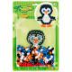 Les meves Primeres Hama Beads Maxi - Blister Pingüí