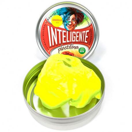 Plastilina Intel·ligent - Groc Neó