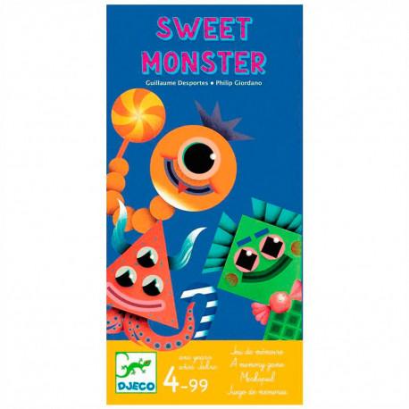 Sweet Montser - Juego de memoria y deducción para 2-5 jugadores
