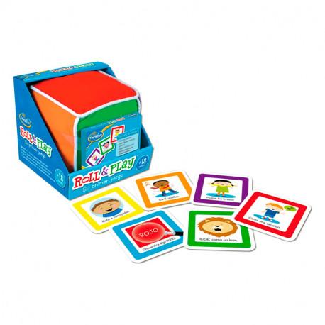 Roll & Play - el teu primer joc educatiu en castellà