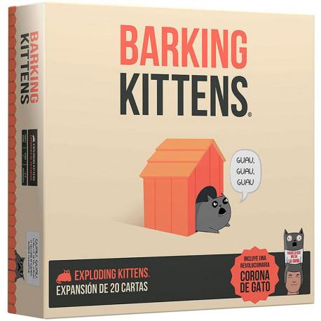 Barking Kittens - 3ª Expansión con 20 cartas