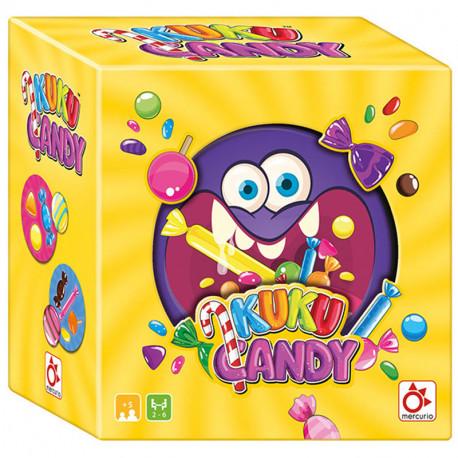 Kuku Candy - juego de percepción visual para 2-6 jugadores