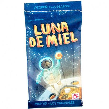 Honey Moon (Luna de Miel) - Roll & Write de bolsillo