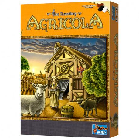 Agricola - un intens joc de rol - edició 2016