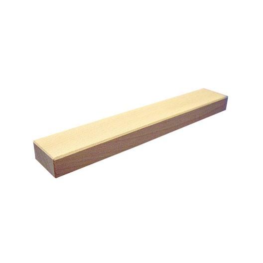 Listón largo (bloque rectangular) 50x25x300mm Bloque de madera de construcción - últimas unidades