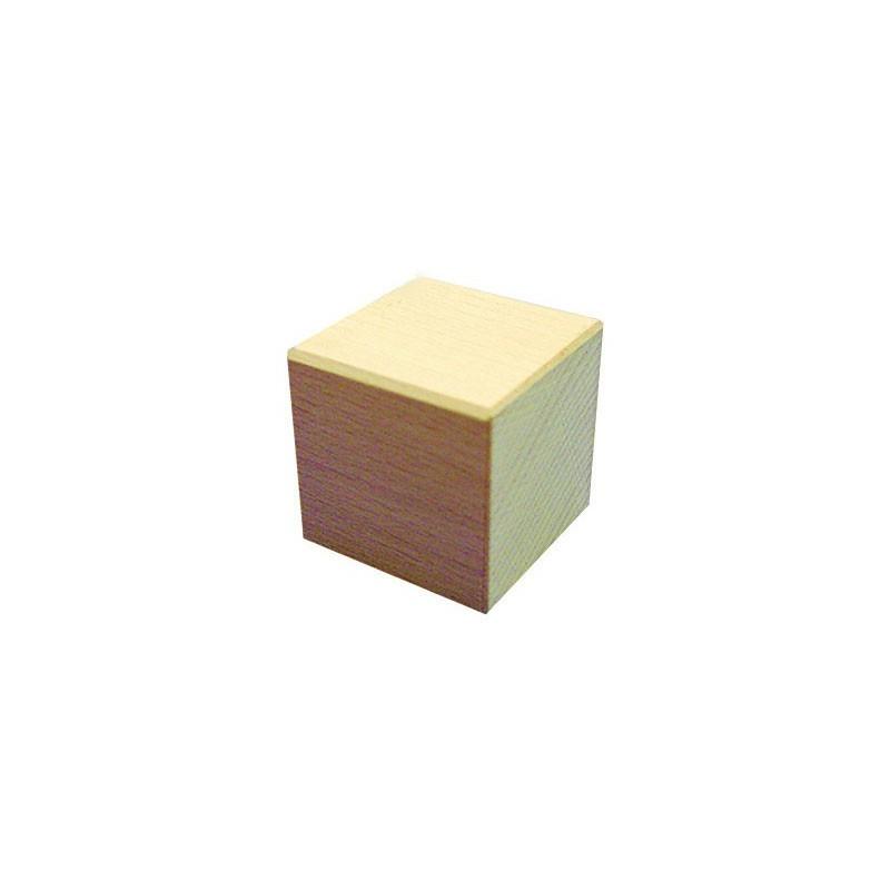 15 cubos 50mm bloques de madera de construcci n - Cubos de madera ...
