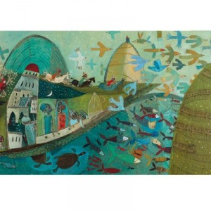 Puzzle gallery Barco Poético - 350 pzas.