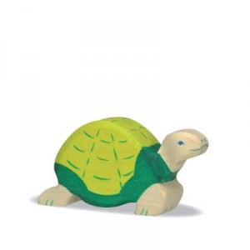 Tortuga - animal de madera