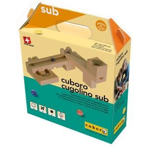 cugolino sub - ampliación con sistema de túneles