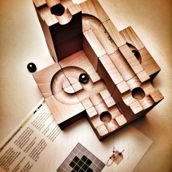 Cuboro 3 - Libro con ejercicios mentales (al/in/fr/it/es)