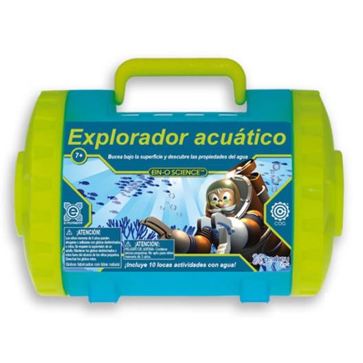 Experimentos - Explorador acuático