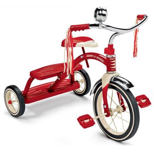 Radio Flyer Classic Red - Triciclo Rojo clásico 33