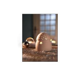 Casita de Navidad de porcelana - últimas unidades