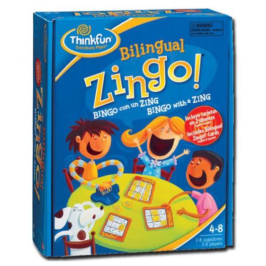Zingo Bilingüe (Inglés - Español)
