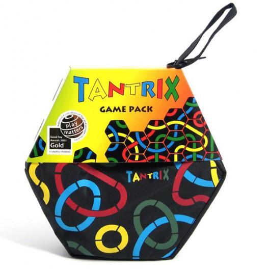 Tantrix Game Pack - set amb més de 30 trencaclosques per a 4 jugadors