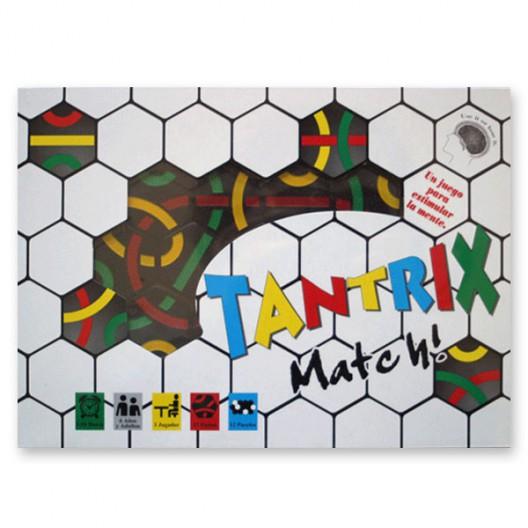 Tantrix Match - juego puzzle con 12 plantillas para 1 jugador