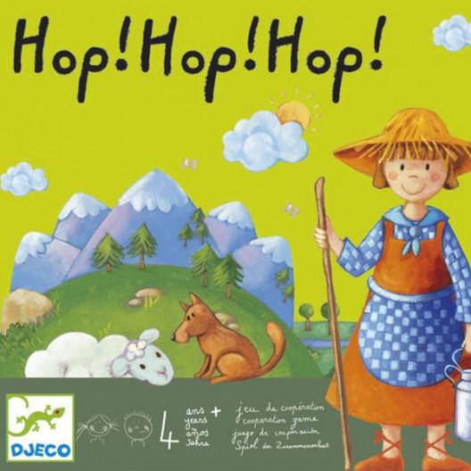Hop! Hop! Hop! - Juego colaborativo