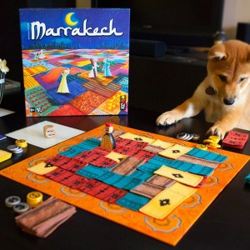 Marrakech - juego de estrategia