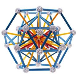 Zometool Creator 1 - Set de iniciación, 246 piezas