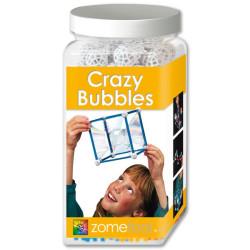 Zometool Crazy Bubbles, burbujas locas - Set básico, 52 piezas
