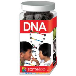 Zometool DNA - Set de construcción ADN, 71 piezas