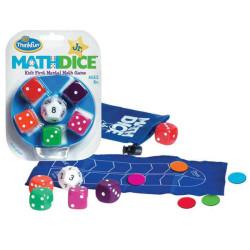 Math Dice Jr. - Su primer juego de cálculo mental