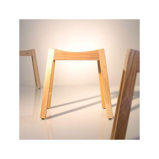 Sibis Michl - taburete de madera - últimas unidades
