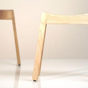 Sibis Michl - taburete de madera