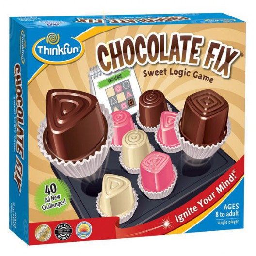Chocolate Fix - El dulce juego de lógica