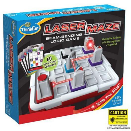 Laser Maze - Un iluminante juego de lógica