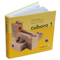 Cuboro 1 - Libro de introducción paso a paso (6 idiomas)