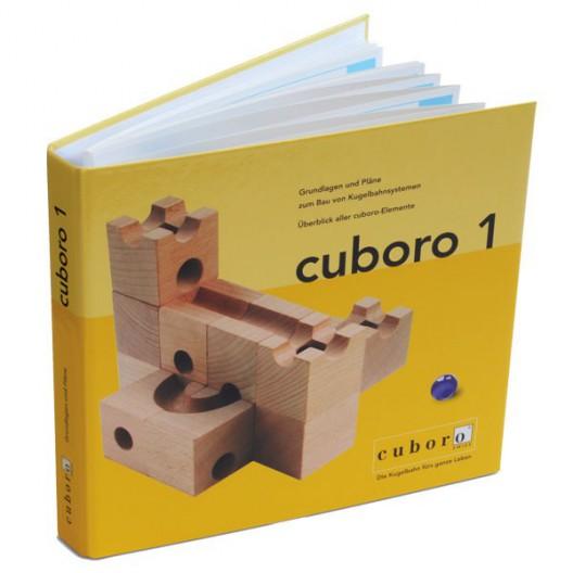 Cuboro 1 - Llibre d'introducció pas a pas (6 idiomes)