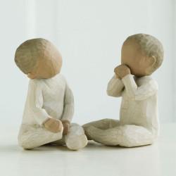 Figuras decorativas - Hermanos
