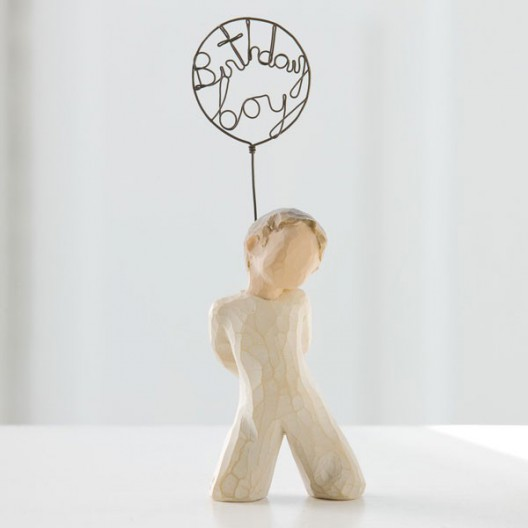 Figuras decorativas - Niño del Aniversario